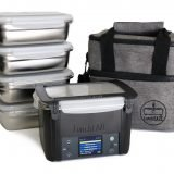 LunchEAZE heated lunch box Meal Prep Pack
