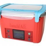 LunchEAZE electric, battery-powered, heated lunch box