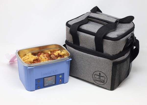 LunchEAZE and lunch bag