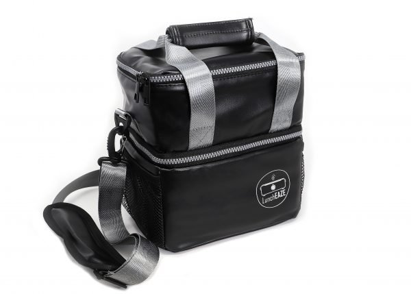 LunchEAZE upgraded insulated lunch bag