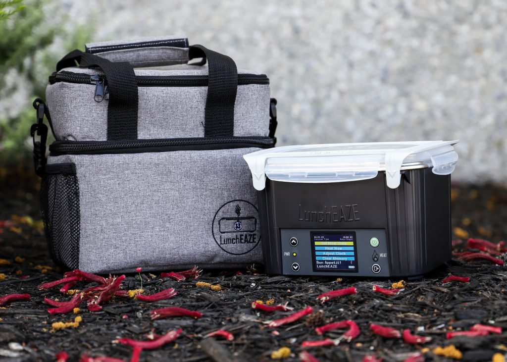 LunchEAZE lunch box and insulated lunch bag