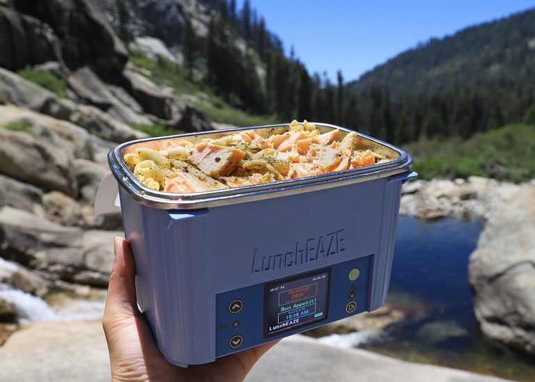LunchEAZE electric heated lunch box