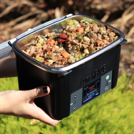 LunchEAZE heated lunch box