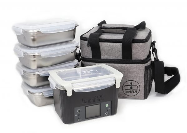 LunchEAZE Meal Prep Pack