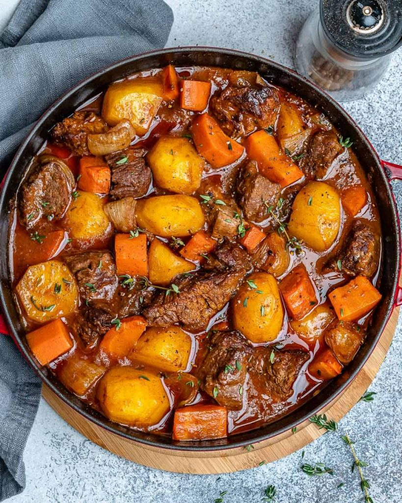 LunchEAZE recipes beef stew
