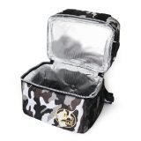 Camo Insulated Lunch Bag